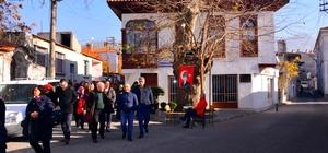 Gazeteciler, Muğla'nın tarihi ve kültürel alanlarını gezdi