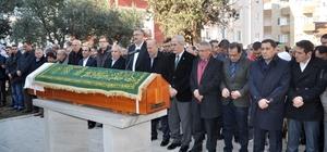 Karacabey Belediye Başkanı Özkan'ın acı günü
