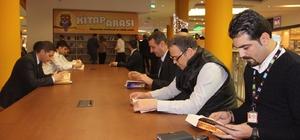 Forum Gaziantep'in örnek sosyal sorumluluk projesi halk kütüphanesi açıldı