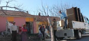 FETÖ'nün yurt ve evlerindeki eşyalar ihtiyaç sahiplerine dağıtıldı