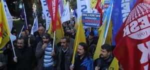 KESK'in Samsun'da yapmayı planladığı miting