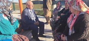 Başkan Albayrak, Saray Safaalan'da vatandaşlarla buluştu