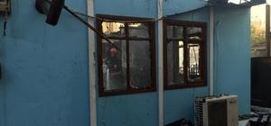 Sakarya'da ofis yangını