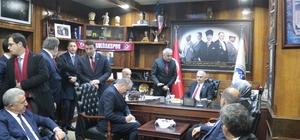 GMİS'ten Başbakan Yıldırım'ın ziyaretiyle ilgili açıklama