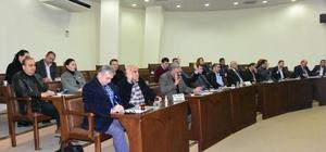 Nazilli Belediyesi Aralık ayı meclis toplantısı yapıldı