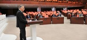 Milletvekili Abdulkadir Yüksel gündeme ilişkin açıklamalarda bulundu