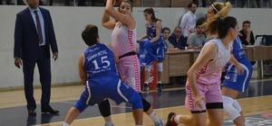 Basketbol: Kadınlar 1. Ligi