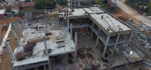 Hacı Bektaş-ı Veli Kültür Merkezi 2017'de açılıyor