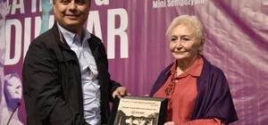 """Başkan Uysal: """"Türk kadını lider kadındır"""""""