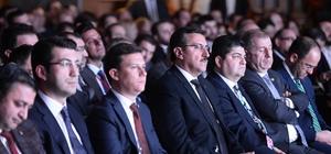 Bakan Tüfenkci TÜGİAD 16. olağan genel kuruluna katıldı