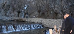 Günpınar Şelalesi Tabiat Parkı statüsüne alınacak