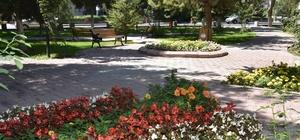 Kocasinan'da parkların sayısı 247'ye yükseldi