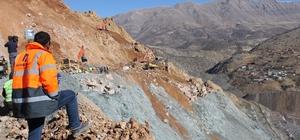 Maden faciasının 25. günü