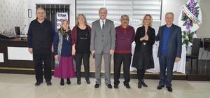 Turan Emeksiz 77'liler Derneği'nden birlik beraberlik gecesi