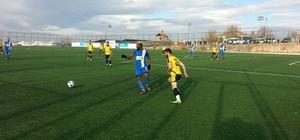 Malatya Yeşilyurt Belediyespor'dan 7-0'lık galibiyet