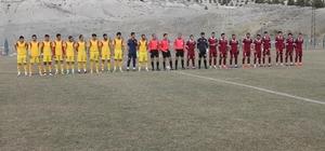 Yeni Malatyaspor U21 takımı sahasında Bandırma'yı 2-1 mağlup etti