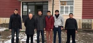 Korkmaz'dan okul ziyaretleri