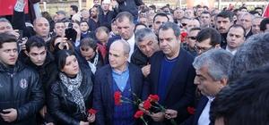 """Başkan Hasan Akgün: """"Korkmayacağız, yılmayacağız, boyun eğmeyeceğiz"""""""