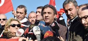 """Beyoğlu Belediye Başkanı Ahmet Misbah Demircan: """"Biz her zaman polisimizin ve askerimizin yanındayız"""""""