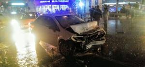 Zonguldak'ta trafik kazası 4 yaralı