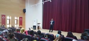 Şanlıurfa'da Eğitimde Etkili İletişim ve Motivasyon konferansı