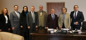 """Başkan Hasan Akgün: """"Bölgemize Eğitim ve Araştırma Hastanesi şart"""""""