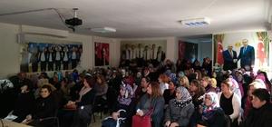 AK Parti Nevşehir kadın kolları il danışma meclis toplantısı yapıldı