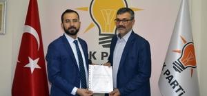 AK Parti Kalaba belde başkanlığına Bülent Aslan atandı
