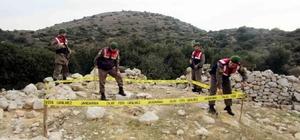 Muğla'da tarihi eser ve kaçak kazı operasyonu