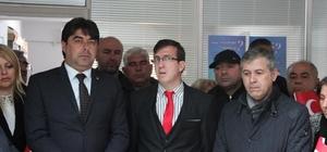 İzmir'de MHP ve CHP'den polislere taziye ziyareti