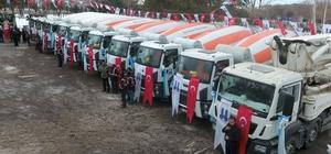 Büyükşehir'den bir yatırım daha: 8. araç filosu
