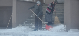 Kars'ta beyaz esaret!