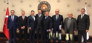 İzmir'in oda başkanları Ankara'ya çıkarma yaptı