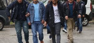 Samsun'da darp iddiası