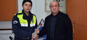 İnebolu Belediye Başkanı Engin Uzuner'den emniyete taziye ziyareti