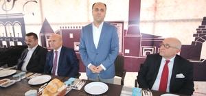Beyşehir Belediyesi'nden polise moral yemeği