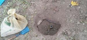 Şanlıurfa'da ham petrol boru hattından hırsızlık