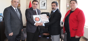 Mahmudiye özel pul ile Türkiye'de tanınacak