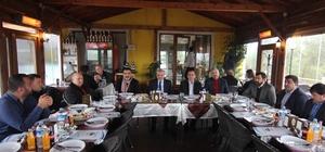 Osmancık'ta sektörlerin sorunları tartışıldı