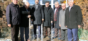 Sivas Ticaret Borsası üyelerini ziyaret etti