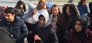 Batmanlı öğrenciler İstanbul'u gezdi