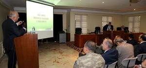 Üzümlü'de 2016 yılı değerlendirme toplantısı yapıldı