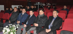 TARSİM Toplantısı Sorgun'da Yapıldı