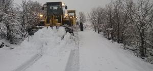 Adıyaman'da 34 köyün yol açma çalışmaları devam ediyor