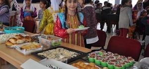 Pınarbaşı'nda Yerli Malı Haftası Kara çorba ile kutlandı