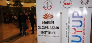 """""""Mardin'de 300 bini aşkın Suriyeli sığınmacıya hizmet verdik"""""""
