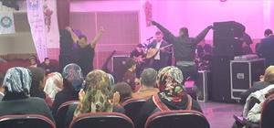 Ahmetli'de pop konseri
