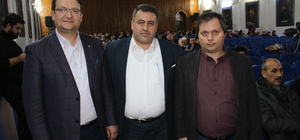 """Edirne'de """"Medya ve Algı Yönetimi"""" konferansı"""
