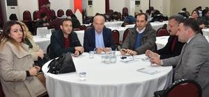 Başkan Bahçavan Üniversite Öğrencilerini dinledi
