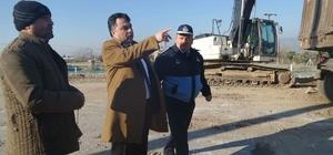 Başkan Kılınç, yaşam alanı projesinin startını verdi